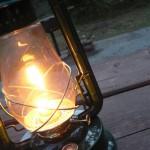 Adwentowy lampion